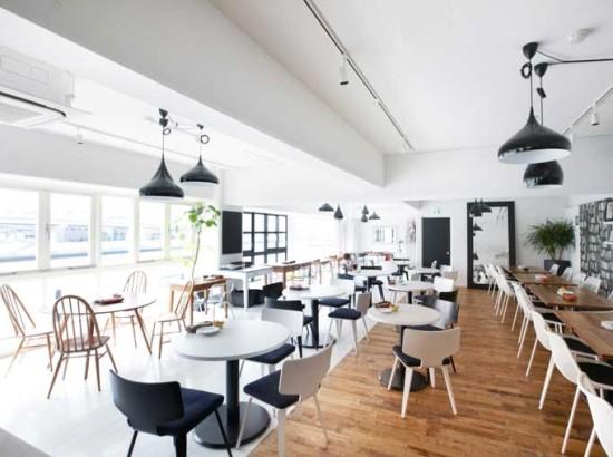 Riverside Café Cielo y Rio